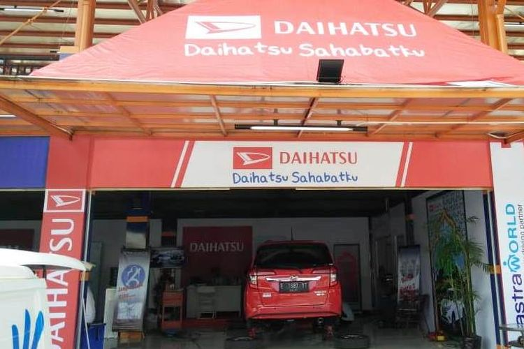 Pos Siaga Daihatsu siap melayani konsumen selama masa mudik Lebaran