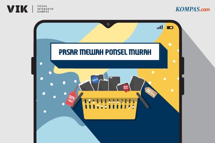 Cover VIK Pasar Mewah Ponsel Murah