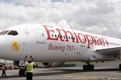 Ethiopian Airlines Terbang Perdana di Bandara Internasional Soekarno-Hatta Akhir Pekan Depan