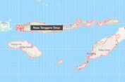 Hari ini NTT Diguncang Gempa Bumi 4 Kali