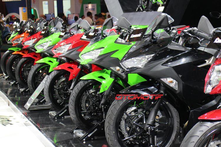 Line-up Kawasaki IMOS 2018
