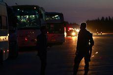 Suriah Klaim Ghouta Timur Sudah Bebas dari Pasukan Pemberontak