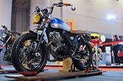 Scrambler Harian ala Suzuki Thunder 250