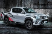 Tampang Gagah Toyota Hilux Edisi 50 Tahun