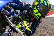 Rossi Kecelakaan pada Sesi Tes di Valencia