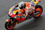 Dovizioso Jatuh, Marquez Juara Dunia MotoGP 2017
