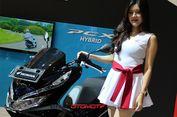Konsumen Motor Sport Beralih ke Skutik Premium