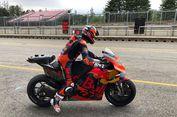 Pedrosa Akhirnya Tes Motor KTM