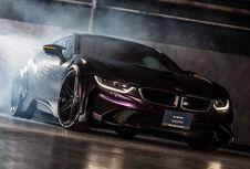 BMW i8 Edisi 'Satria Kegelapan'