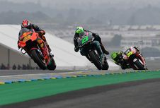 Banyak Lembur, KTM Mulai Dapat Poin di MotoGP