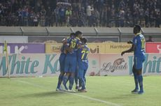 Klasemen Liga 1, Persib Bandung Terlempar dari 10 Besar