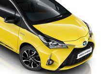 Toyota Luncurkan Yaris Berkelir Bumblebee
