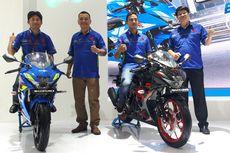 Pakai ABS, Suzuki GSX-R150 Dibanderol Rp 33 Juta