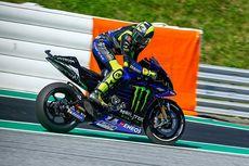 Finis Peringkat Ke-4 di MotoGP Austria, Valentino Rossi Gembira