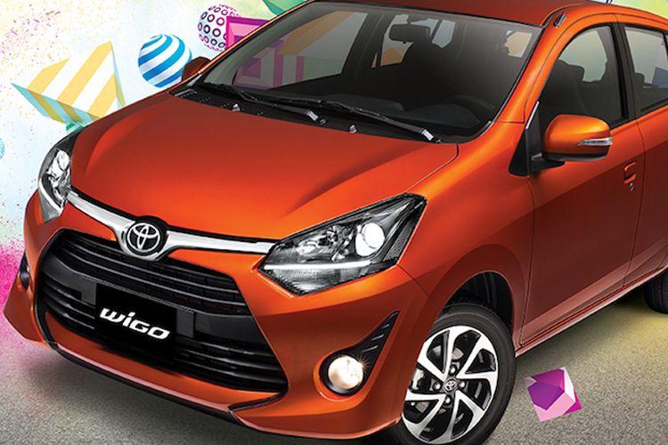 Toyota Wigo Filipina
