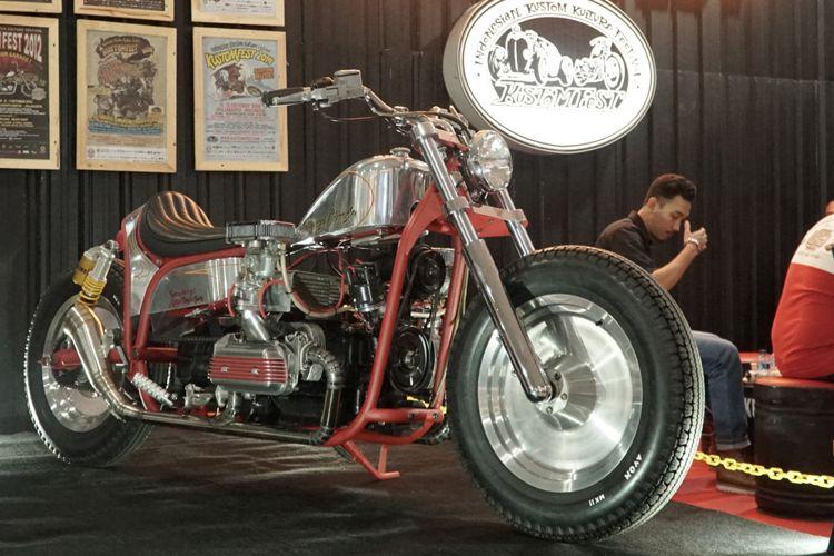 Volkswagen Motorcycles karya Retro Classic Cycle Jogja