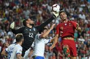 Portugal Vs Italia, Striker Milik AC Milan Jebol Gawang Donnarumma