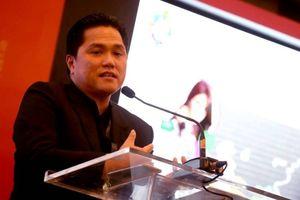 Erick Thohir Ingin Belajar dari Sandiaga Terkait Pembangunan Infrastruktur Tanpa Utang