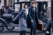 Eddie Redmayne Kecewa dengan Cerita Cinta dalam Film Fantastic Beasts Terbaru