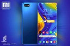 Ponsel Xiaomi Masa Depan Punya 4 Sisi Layar Melengkung