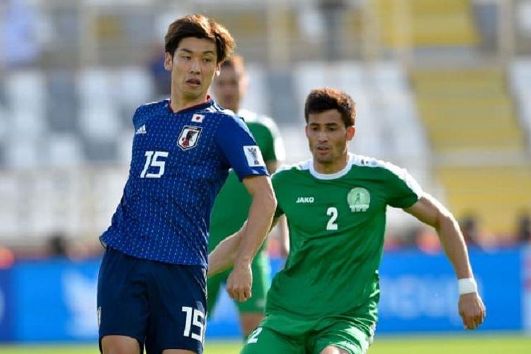 Laga Grup F Piala Asia 2019 dibuka dengan pertandingan Jepang vs Turkmenistan di Abu Dhabi, 9 Januari 2019.