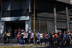 AS Tarik Seluruh Staf Diplomatik dari Venezuela