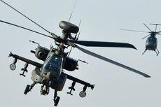 Polisi Jepang Temukan Jenazah yang Diduga Pilot Helikopter Militer