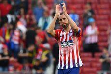 Diego Godin Umumkan Kepergiannya dari Atletico Madrid