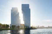 New York Bakal Punya Menara Kembar 'Zig Zag'