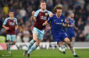 Chelsea Vs Burnley, The Blues Tertahan Imbang di Kandang