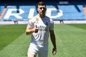 Luka Jovic Ungkap Pemain Real Madrid Idolanya Saat Kecil