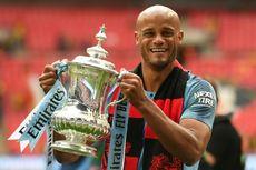 Guardiola Yakin Kompany Bakal Kembali Lagi ke Manchester City