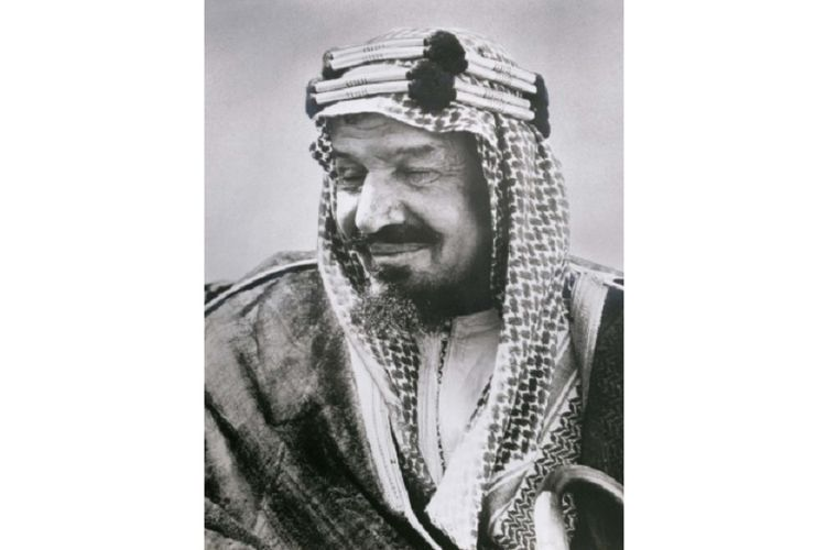 Abdulaziz Al-Saud, pendiri dan raja pertama Arab Saudi. (Camera Press/Globe Photos via Britannica)