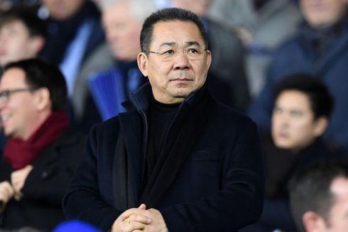 Leicester Akan Buat Patung Mendiang Pemilik Klub di Stadion King Power