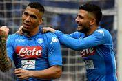 Hasil Liga Italia, Napoli Menang dan Kembali ke Puncak Klasemen