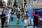 Jepang Gelar Latihan Evakuasi Militer Pertama Sejak Perang Dunia II