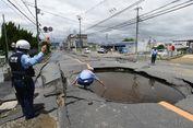Gempa di Osaka Tewaskan 2 Orang dan Lukai 200 Orang