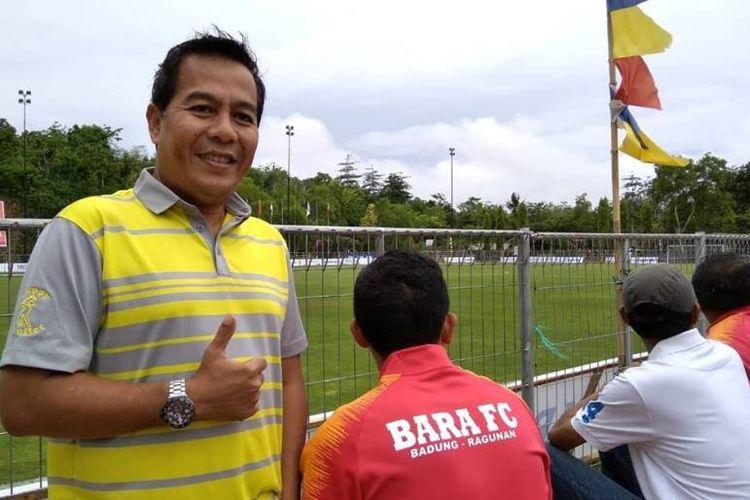 Bara FC merupakan tim gabungan antara pemain muda tuanrumah Badung, PPLP dengan SKO Ragunan yang berisikan pemain-pemain pilihan.