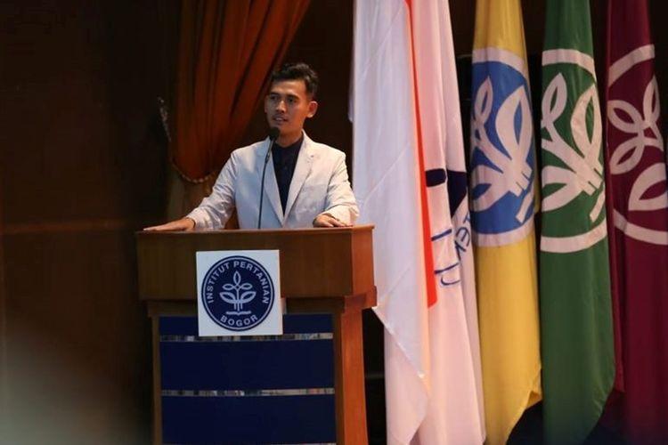 Deputi Pengembangan Pemuda Kemenpora RI, Asrorun Niam Sholeh