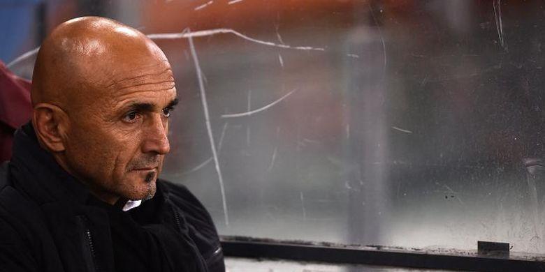 Pelatih Inter Milan Luciano Spalletti.