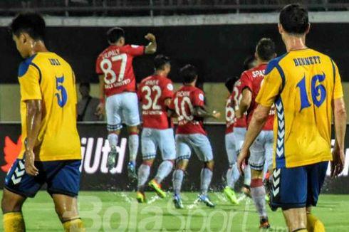 Bali United Berkekuatan 18 Pemain untuk Menghadapi Chiangrai United