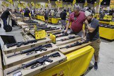 Ada Insiden Penembakan, Pameran Senjata di Florida Tetap Berlangsung