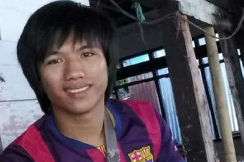 Viral, Kisah Heroik Wahyu Selamatkan 3 Siswa Tergulung Ombak Pantai Mamuju