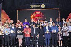 Superbrands Gala Awards Night 2017, Apresiasi Terhadap Merek-merek Terkemuka