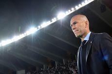 Zidane Targetkan Real Madrid Finis di Bawah Barcelona