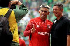 Gomes de Oliveira Beberkan Alasan Mundur dari Madura United