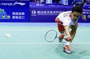 Anthony Maju ke Perempat Final Malaysia Masters