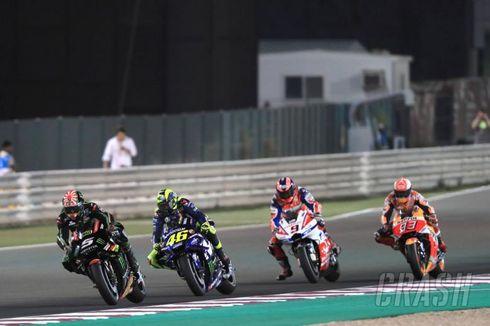 Petrucci Lupa Tak Perhitungkan Rossi