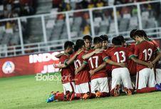 Hasil Undian Piala Asia U-19 2018, Indonesia Masuk Grup Berat