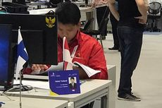 Wakil Indonesia Bertarung di WorldSkills Abu Dhabi 2017